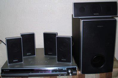 sony home theater system dav dz231 for saleswap for ps3