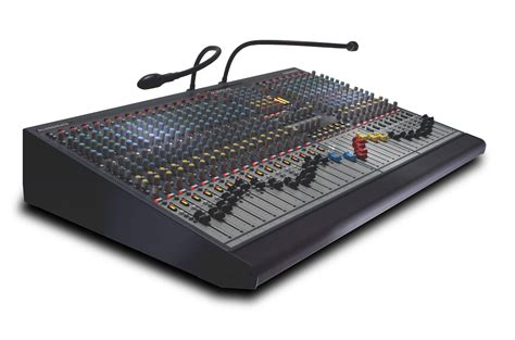 Mixer Allen Heath 24 Channel allen heath gl2400 24 channel mixer