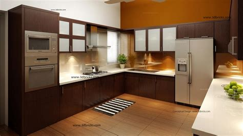 Kitchen Task Lighting Ideas by Let There Be Light Interior Designer Trivandrum