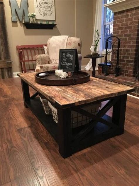 25  best ideas about Rustic Coffee Tables on Pinterest