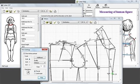 free drafting software cutter free pattern drafting cad program sewing free pattern