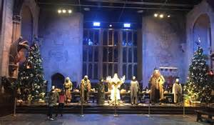 The Great Hall Harry Potter the harry potter studio tour in london hilton mom voyage