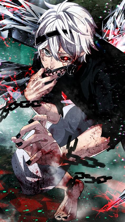 Tokyo Ghoul W3343 Iphone 5 5s tokyo ghoul wallpaper for iphone 5 labzada wallpaper