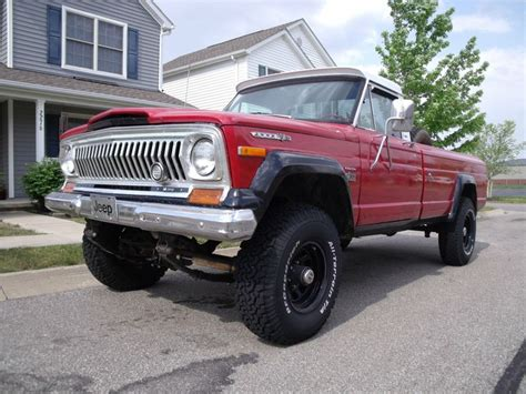 1977 Jeep J10 Gallery For Gt 1977 Jeep J10 Golden Eagle