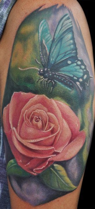 rose tree tattoo 40 best butterfly tree images on