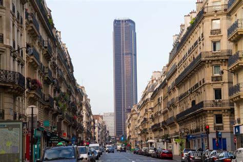 Eiffel Tower Address by Tour Montparnasse Paris Monuments Parisianist City Guide