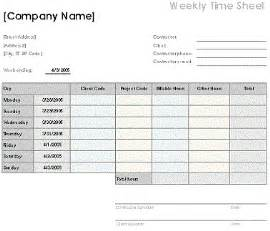 Weekly Timesheet Template Excel Free by Free Excel Timesheet Templates