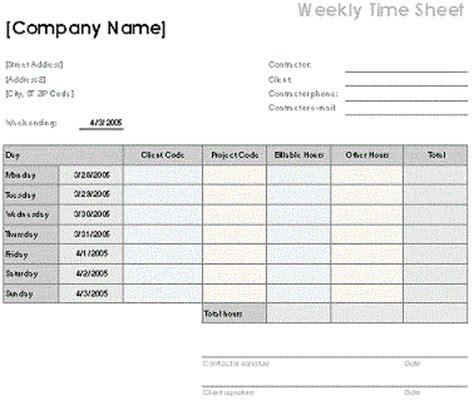 timesheet template excel timesheet template 187 2016 calendar
