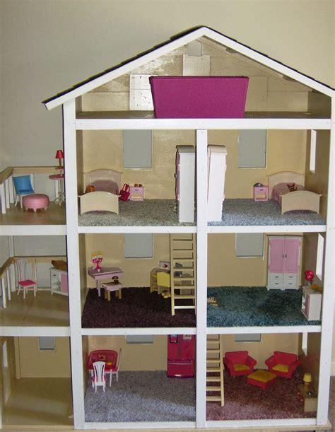 make doll house build it sew it love it diy barbie house