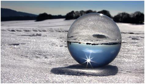 Schneekugel Mit Bild by Schneekugel Mal Anders Foto Bild Jahreszeiten Winter