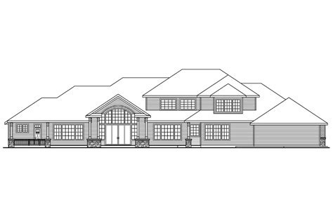 monticello house plans traditional house plans monticello 30 734 associated designs