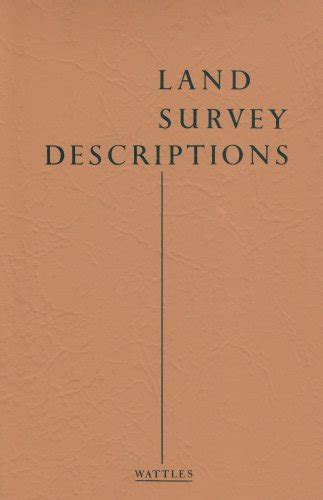 Land Surveyor Description by Land Survey Descriptions