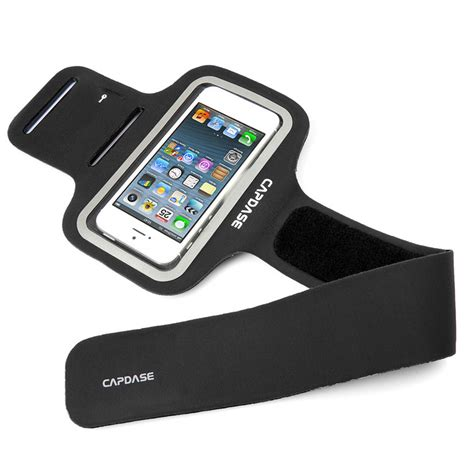 capdase sport armband zonic plus 126a для iphone ipod