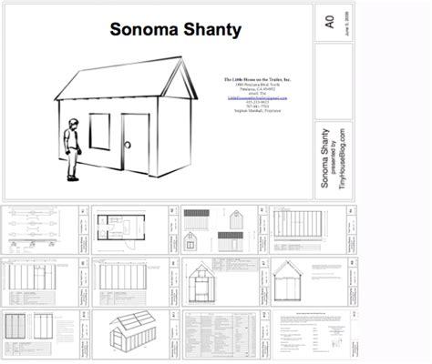 blueprints for tiny houses blueprints tiny house design