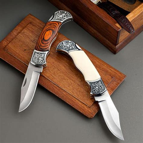 Best Seller Webe Carry 5001 handsome folding knives garrett wade