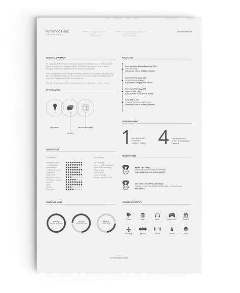 10 more wonderful free cv design templates