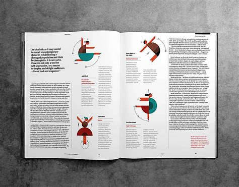 editorial design page layout editorial design inspiration the outpost