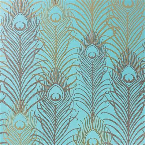 tapisserie graphique peacock papier peint matthew williamson loulou