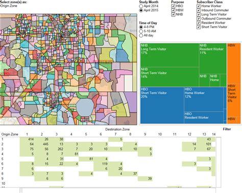 pattern maker orlando metroplan orlando travel data program kittelson