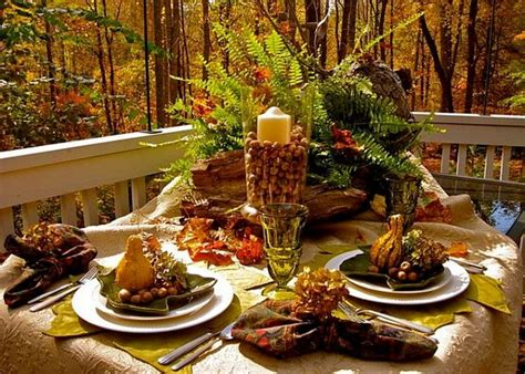 home decorating ideas using fall leaves stylish