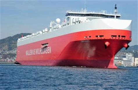 biggest roro vessel in the world mark v class vessels world s largest ro ro ships