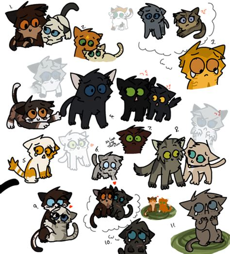 warrior cats pdf 1 is mine warrior cats them cats and