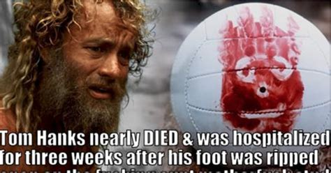Wilson Meme - 11 surprising facts about cast away what s in the box