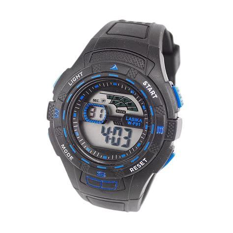 Jam Tangan Bonia 91 jual lasika w f 91 unisex sport digital jam tangan blue