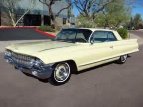 Cadillac 1962 Coupe 1962 Cadillac Series 62 2 Door Hardtop 130306