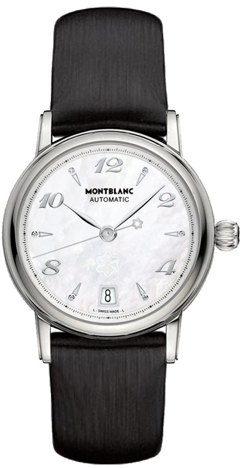 Montblanc Womens 107118 107118 montblanc s luxury