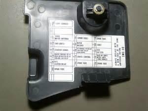 Honda Civic Alternator Fuse 91 Honda Accord Fuse Diagram 91 Free Engine Image For