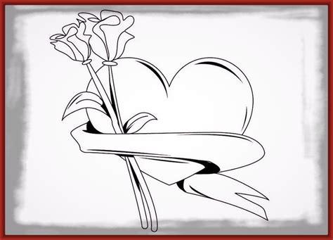 imagenes chidas para dibujar a lapiz imagenes de corazones para dibujar chidos y creativos