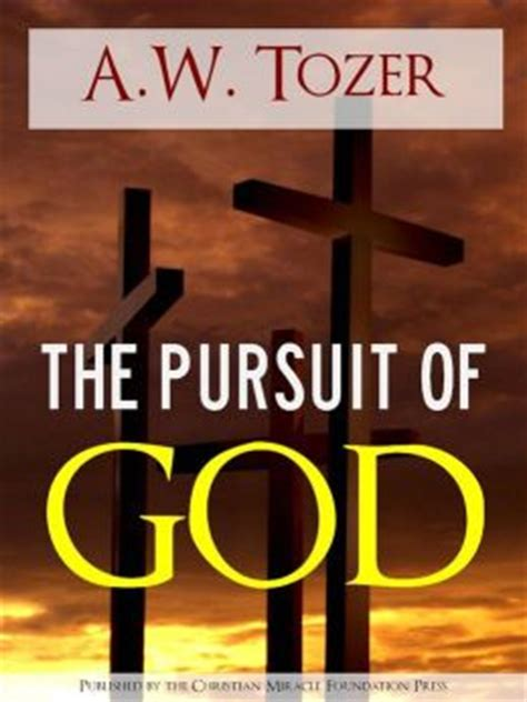 the pursuit of god new christian classics library books the pursuit of god by a w tozer premium nook edition