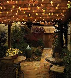 Best Outdoor Lights For Patio 38 Innovative Outdoor Lighting Ideas For Your Garden