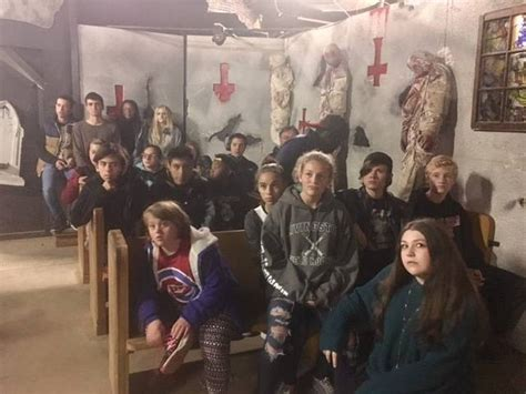 bane haunted house bane haunted house plays host to 70 high school theater students news tapinto