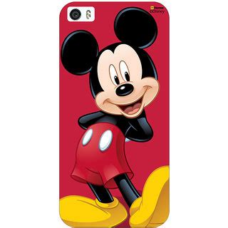 Disney For Oppo F1s Oppo F3 Hamee Official Disney Mickey Mouse Minnie Mouse