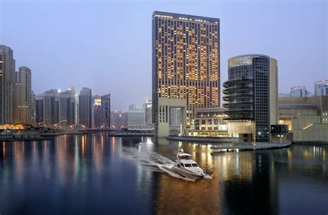 The Dubai Mall And The 5 Luxury Address Hotel In Slide Show For Album Address Marina Mall