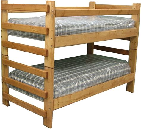 Log Bunk Beds With Trundle Wood Bunk Beds Wooden Bunk Beds Bedroomwood Bunk Beds Futon Bed Ideas Luxury
