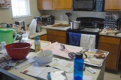 messy kitchen june 2011 bonjourhan