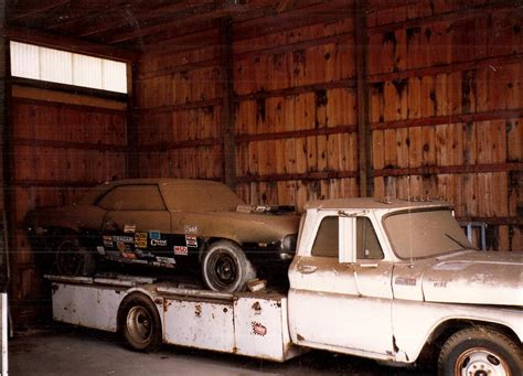 old nascar race car barn finds barn find cars pictures to pin on pinterest pinsdaddy
