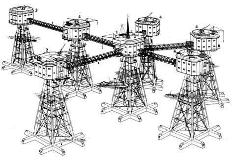 Klcc Floor Plan by 25 Best Ideas About Maunsell Forts On Pinterest Oil Rig