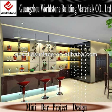 modern design home wine mini bar counter bar furniture
