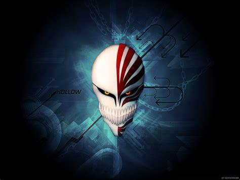 wallpaper anime mask bleach mask full hd wallpaper image for pc cartoons