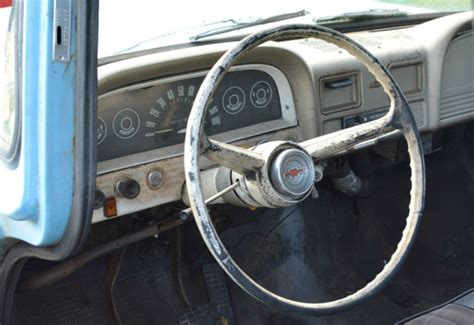 1962 chevrolet c10 repairable vehicle for sale