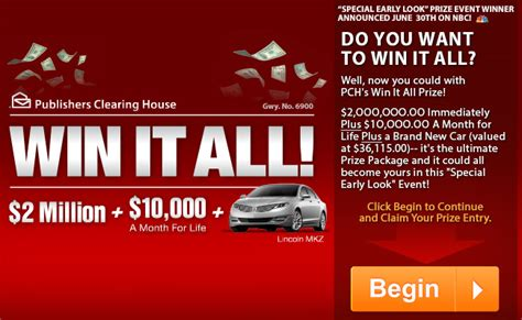 Who Won The Pch Prize Today - today is the day who won the june 30th pch prize event pch autos weblog