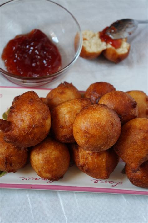 Leona Puff puff puff west spicy drop donuts medley