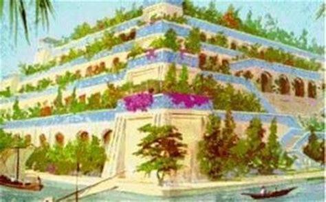 giardini pensili di babilonia immagini giardini pensili accessori da esterno giardini pensili