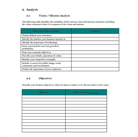 strategic planning template strategic planning template www imgkid the image