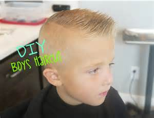 how to cut 7 year boys hair diy boys haircut youtube