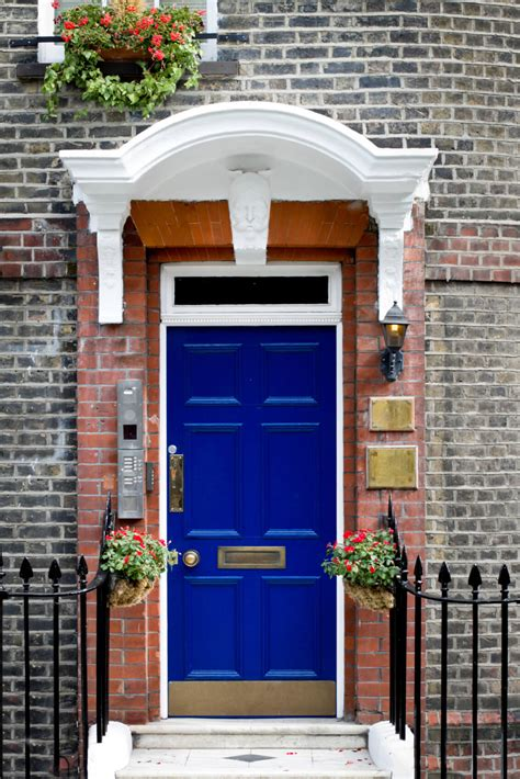 Royal Blue Front Door 21 Cool Blue Front Doors For Residential Homes